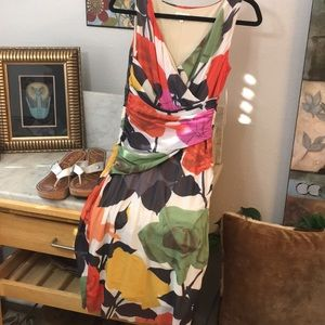 NWTS Weston Wear Anthro Brand Floral Soft Light M!